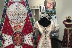 Robes being displayed