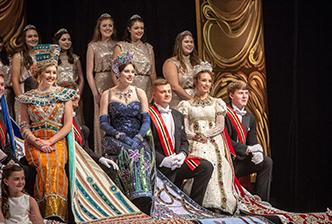 Duchess and Court Members