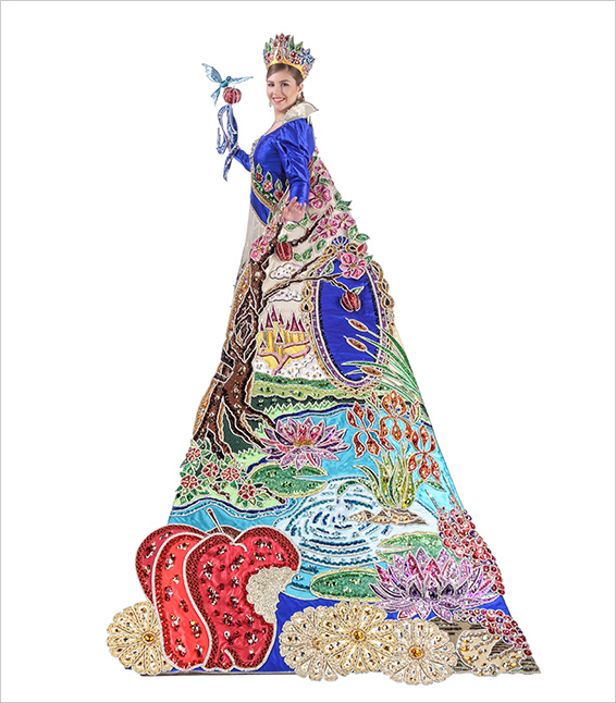 Duchess Michelle Saida Watts
